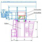 Схема установки кабины с кондиционером